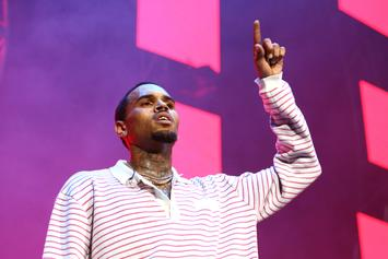 Chris Brown Reportedly Drops Over $350K On A Bulletproof SUV