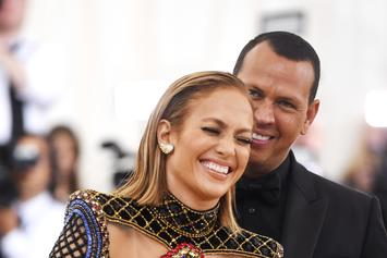 Jennifer Lopez & Alex Rodriguez Clearly Had The Best Fourth Of July