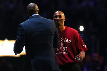 Kobe Bryant Thinks Magic Deserves 2nd Statue For Pulling Off LeBron Signing