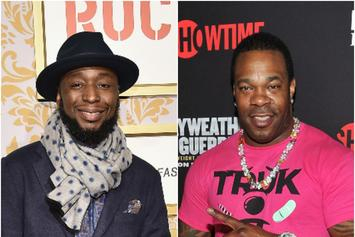 """9th Wonder Is In Awe Of Busta Rhymes' Upcoming Album: """"Good God Almighty"""""""