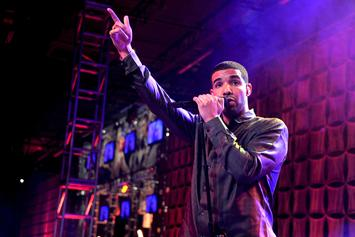 """Drake Debuts Live """"Scorpion"""" Songs For First Time At Wireless Festival"""