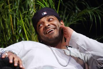 Jim Jones Argues With Captain & Nearly Gets Kicked Off Plane; 50 Cent Responds
