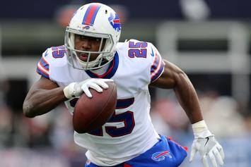 LeSean McCoy Reportedly Sued Ex-Girlfriend To Kick Her Out Of His Home