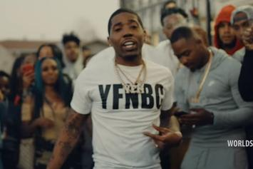 """YFN Lucci Mobs In The Streets Of Oakland In New Video For """"Dream"""""""