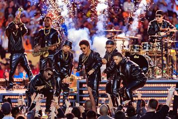 Bruno Mars' Stage Caught On Fire During Glasglow Concert