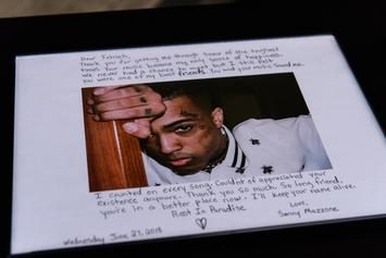 XXXTENTACION Murder Suspect Wants Evidence Against Him Turned Over