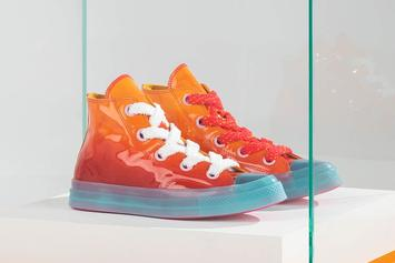 """JW Anderson x Converse """"Toy"""" Collection Launches This Week"""