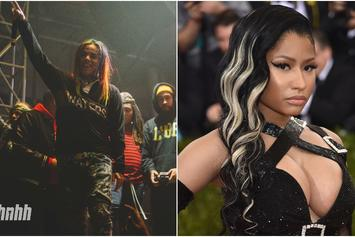 "Are 6ix9ine & Nicki Minaj Collaborating On His Upcoming Single ""FEFE""?"