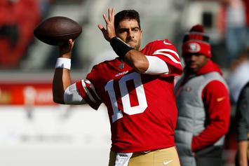 """Kiara Mia Pegs 49ers As NFL Champs: """"Everything I Touch Turns Gold"""""""