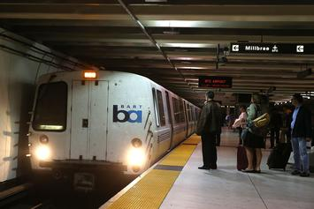 Suspect Arrested In Fatal Stabbing At Oakland's BART Station