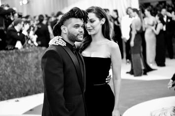 """Bella Hadid Calls The Weeknd Her """"Muse Forever"""""""