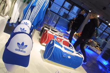 """Adidas And David Beckham Launch Limited Edition """"Champagne Pack"""""""