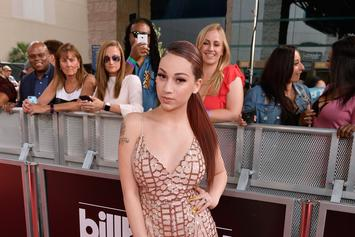 """Bhad Bhabie Takes Aim At Trippie Redd: """"You Are Fake!"""""""