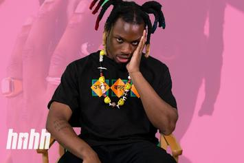 "Denzel Curry Teases More Heat To Come With ""Black Balloons 2"""