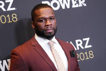 50 Cent Hit With $3M Defamation Lawsuit By HipHopDX: Report