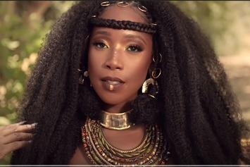 "Wale Flaunts Iconic Love In ""Black Bonnie"" Music Video Starring  Ashley Blaine Featherson"
