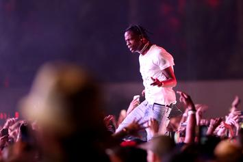 """Travis Scott """"Astroworld"""" Merch Available Now For 24 Hours"""