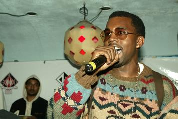 Kanye West & His Father Growing Closer In Wake Of Cancer Diagnosis