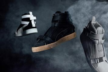 The Weeknd x Puma Suede Collab Revealed: First Look