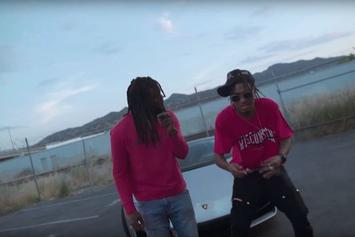 "Chief Keef Assists CMDWN In New Video For ""Roxanne"""