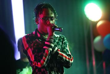 "Rich The Kid Sends An SOS From Costa Rica: ""The Rap Game Needs Help"""
