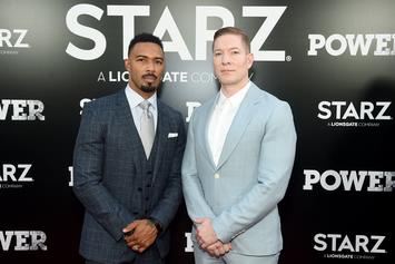 """Power"" Star Joseph Sikora Reveals His Favorite Hip-Hop Artists"