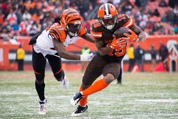 Cleveland Browns Trade Corey Coleman To Buffalo Bills For A Draft Pick: Report