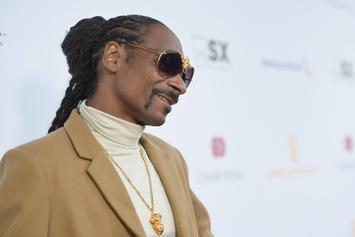 """Snoop Dogg Set To Star In New Play """"Redemption Of A Dogg"""""""
