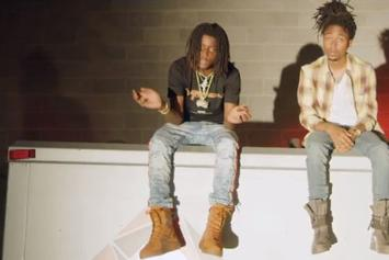 """OMB Peezy Releases New Video For """"Yeah Yeah"""" With TK Kravitz"""