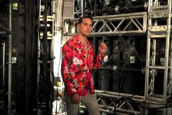 G-Eazy Blasts Kanye West For Not Answering Kimmel's Donald Trump Question