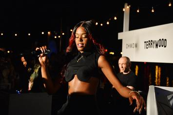 """Azealia Banks Stays At Elon Musk's Mansion """"For Days,"""" Feels Like She's In """"Get Out"""""""