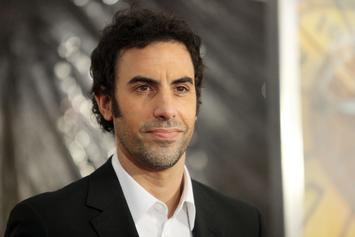Sacha Baron Cohen Sets His Sights On Genius Founder Mahbod Moghadam