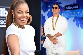 "Janet Jackson Confirms Daddy Yankee Collaboration: ""From My Lips..."""