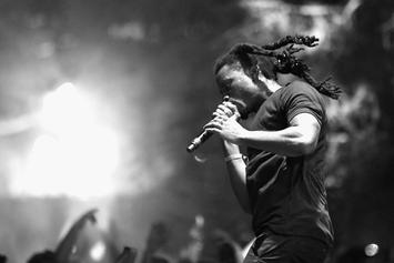 """Denzel Curry Teases """"Clout Cobain"""" Remix With Trippie Redd"""