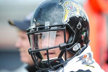 Johnny Manziel's Comeback In Limbo After Being Placed Under Concussion Protocol