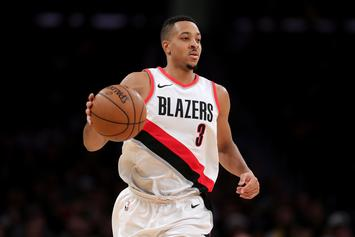 """CJ McCollum Says Super-Stars Joining The Warriors Are """"Disgusting"""" To Him"""