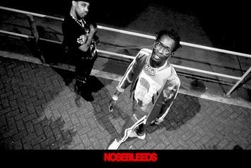 "Reese LaFlare & Young Thug Hit Up The Streets Of London In New Video For ""Nosebleeds"""