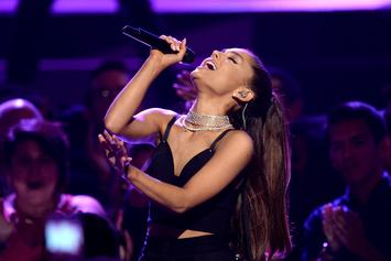 "Watch Ariana Grande Sing Aretha Franklin's ""A Natural Woman"" With The Roots"