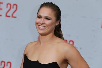 Ronda Rousey Mural Unveiled In NYC Ahead Of WWE SummerSlam