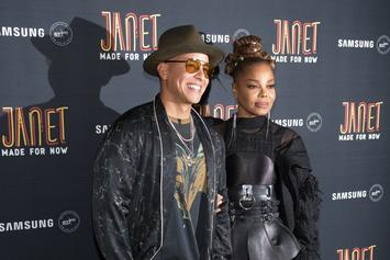 """Janet Jackson & Daddy Yankee Perform """"Made For Now"""" On """"Tonight Show"""""""