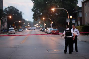 There Were 58 Shootings In Chicago Over The Weekend