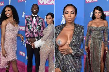 The Best & Most Head-Scratching Looks On MTV VMAs Red Carpet