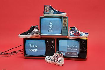 Vans Vault x Mickey Mouse Collection Releasing For 90th Birthday