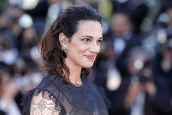 Asia Argento Allegedly Admits To Affair With Minor In Texts, Post-Sex Pics Leak Online