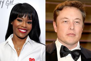 """Elon Musk Feud With Azealia Banks Becomes Legal: Rapper Claims """"Threats Of Blackmail"""""""