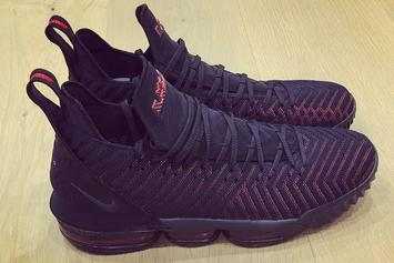 Nike LeBron 16 Release Date Announced