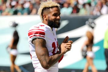 Giants' Odell Beckham Jr. Becomes Highest Paid WR In NFL