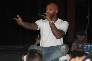"""Joe Budden Shares Release Date & Co-Hosts For """"State of the Culture"""" Revolt Series"""