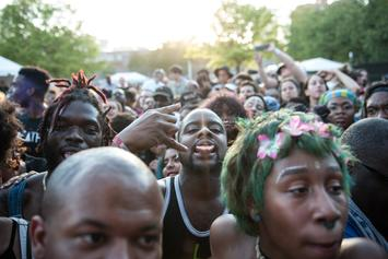 Afropunk Gives Festival-Goers The Boot Over Politically-Charged T-Shirts