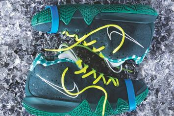 """Concepts x Nike Kyrie 4 """"Green Lobster"""" Rumored To Release Soon"""